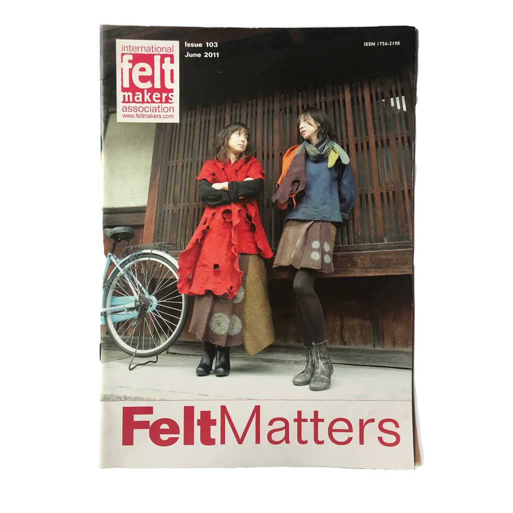 Felt Mattters issue 103