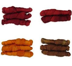 Leiko Felt Shop Corriedal Felting Wool